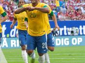 Seleçao brésilienne n'était composée Dunga?