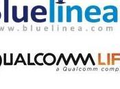 Qualcomm Bluelinea annoncent leur collaboration