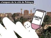 Daesh s'empare cité Palmyre