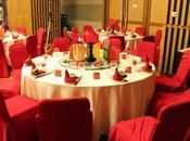 Mariage chinois d'un couple d'ami table decoration