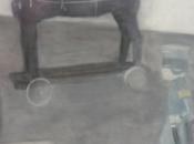Chambre d'enfant gris tristesse Marie-Hélène Prouteau