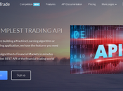L'API trading ultra-simple Data Trade
