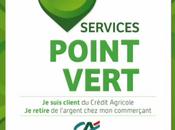 Crédit Agricole Points Verts proximité