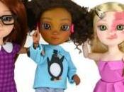poupées handicapées marché