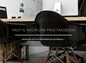 Faut-il avoir Page Facebook pour activité marketing réseau