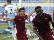Serie l'AS Rome Ligue champions