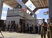 L'Égypte rouvre passage vers Gaza pour heures