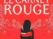 carnet rouge d'Annelise Heurtier