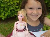 Gâteau Barbie pour princesse