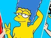 héroïnes dessins animés s'engagent dévoilent leur corps pour dépistage #cancer sein