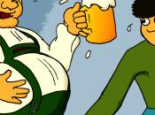 Désolé, c'est bière