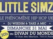 Little Simz Divan Monde (2*2 places gagner)