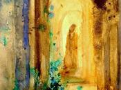 passage aquarelle Ghislaine Segal