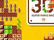 site pour 30ans Mario Bros.