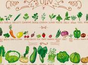 Calendrier fruits légumes Juin