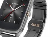 Asus dévoile nouvelle montre connectée ZenWatch