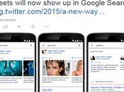 Google fait nouveaux amis indexation apps résultats twitter dans SERPs