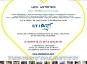 Exposition STIART Montblanc