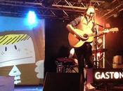 incroyable concert rock pour enfants Gaston Lucie Boule Noire