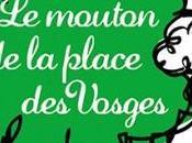 Chronique mouton place Vosges