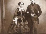 Deux photographies exceptionnelles datant 1858 Marie Castellane d'Antoine, prince Radziwill