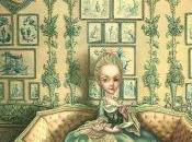 Marie-Antoinette Carnet secret d'une reine Benjamin Lacombe