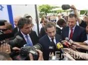Israël Sarkozy désavoue politique française conflit israélo-palestinien nucléaire iranien
