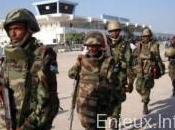 contingent soldats Djiboutiens rejoindre l'AMISOM Somalie
