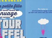 livre lire: petite fille avait avalé nuage grand comme tour Eiffel