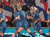 France Irlande Bleues qualifiées pour l'Euro 2013