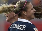 serre-tête, seule coquetterie football féminin?