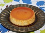 Crème caramel amandes