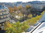 Pied-à-terre sous toits Paris