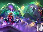 Spider-Man Unlimited iPhone arrivé