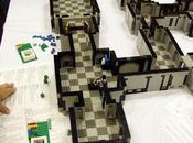 BrickQuest plateau base LEGO