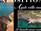 Expositions AGDE VILLE NOIRE D'AGDE OEUVRE JEAN COUTEUR