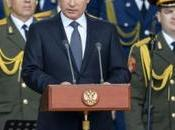 ALERTE INFO RIPOSTE RUSSE. Vladimir Poutine: Russie renforcer arsenal nucléaire