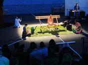 Festival acte scene
