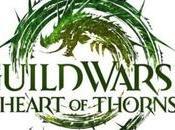 Guild Wars Heart Thorns disponible préachat