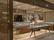 David Yurman inaugure boutique Galeries Lafayette