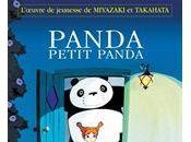 Panda petit panda parenthèse enchantée Miyazaki