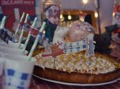 anniversaire Ratatouille sweet table, recettes conseils déco