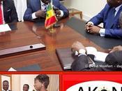 Afrique Akon lighting Africa projette d'éclairer l'Afrique