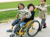 DIFFÉRENCE: Handicapés non, jouent, vivent grandissent ensemble! Loisirs Pluriel