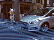 Ford augmente vision périphérique conducteurs avec nouvelle caméra avant 180°