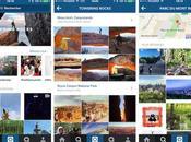 Moteur recherche plus intéressant Instagram pour Android