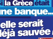 C'est Grèce l'Europe peut dégouter
