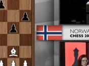 Norway Chess 2015 annule contre Carlsen