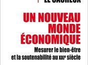 nouveau monde économique, Mesurer bien-être soutenabilité XXIe siècle Eloi Laurent Jacques Cacheux