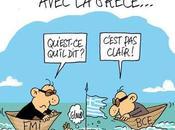Négociations avec Grèce
